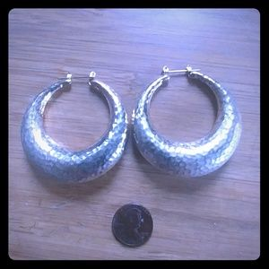Jewelry - Retro authentic 80's earrings